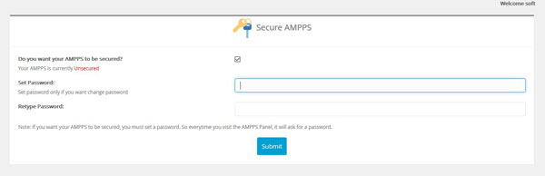 How to Install AMPPS on Windows