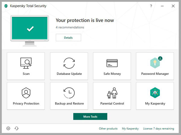 Where Do I Buy Kaspersky Total Security In Canada