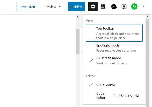 Block Editor issues