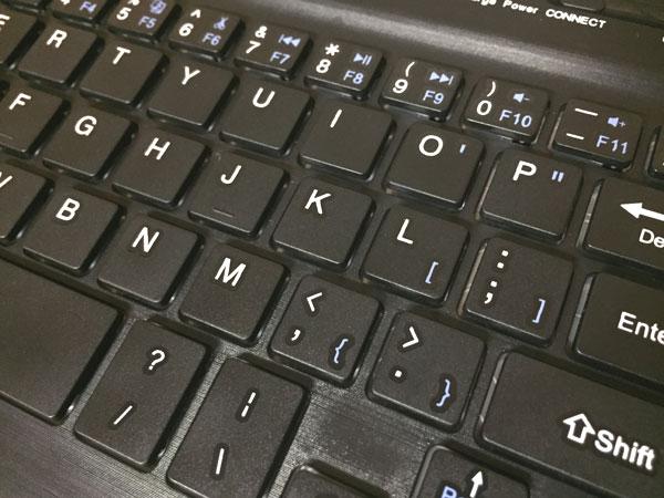 Tzumi Folio Case Bluetooth Keyboard